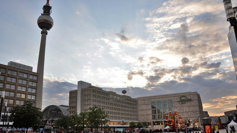 Alexanderplatz Bilder Und Infos Besuch Berlin De