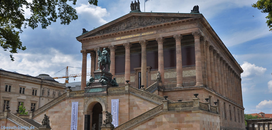 Bild: Alte Nationalgalerie, Old National Gallery